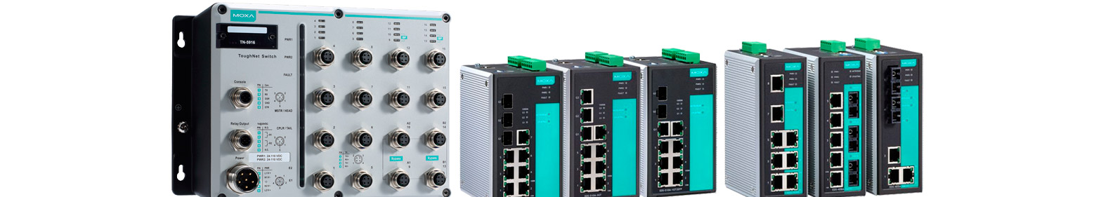 Switcth Ethernet Moxa